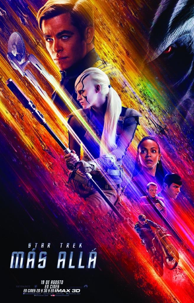 Star Trek: Más allá (cartel)