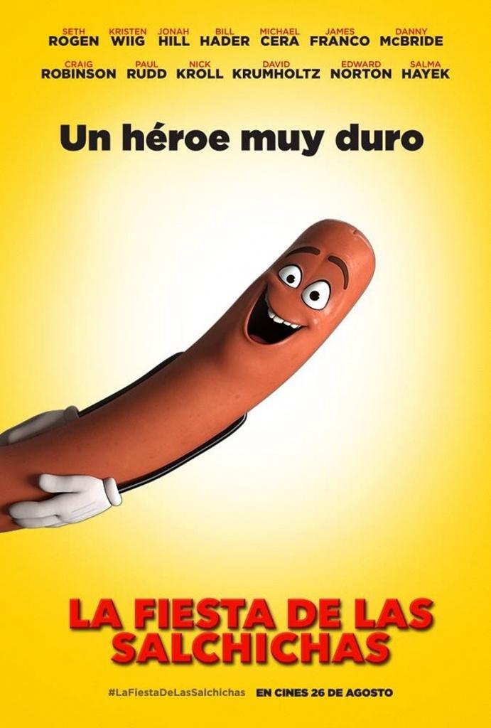 La fiesta de las salchichas (cartel)