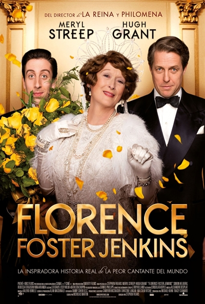 Florence Foster Jenkins (cartel)