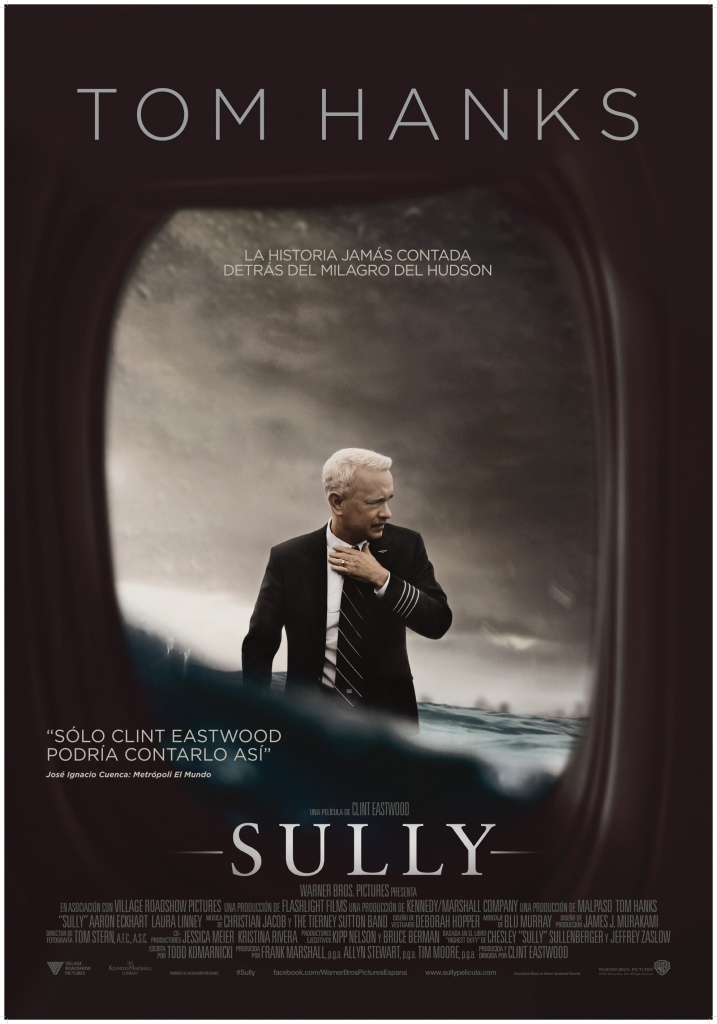 ES ONE SHEET SULLY