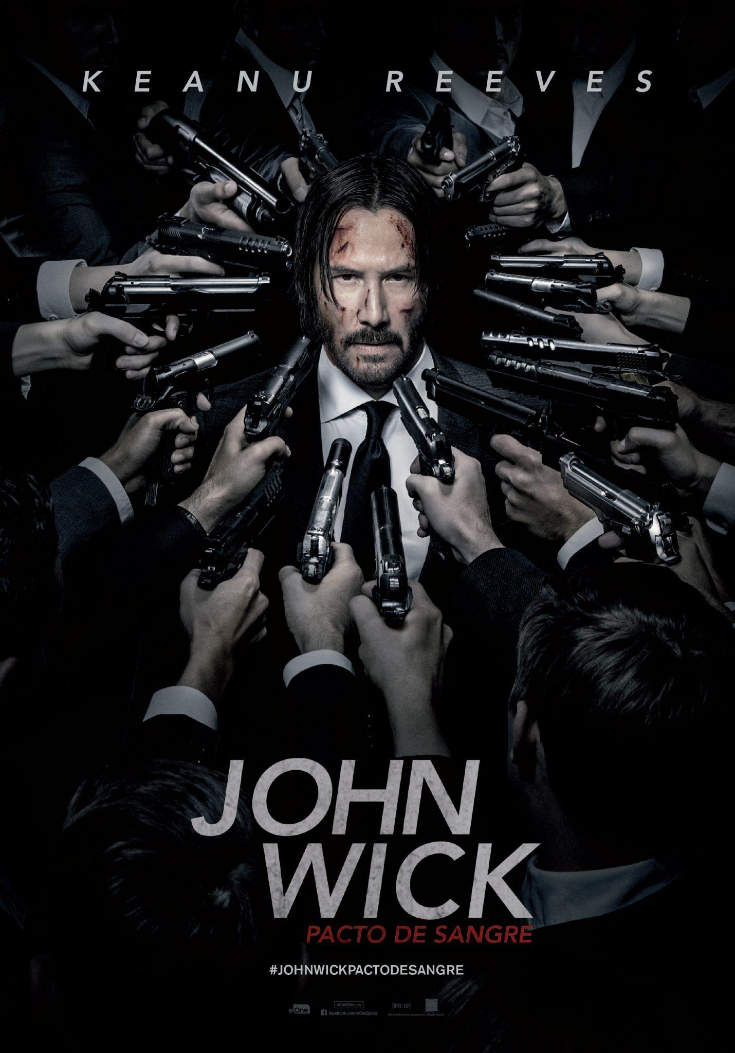 John Wick. Pacto de sangre. Nuevo cartel