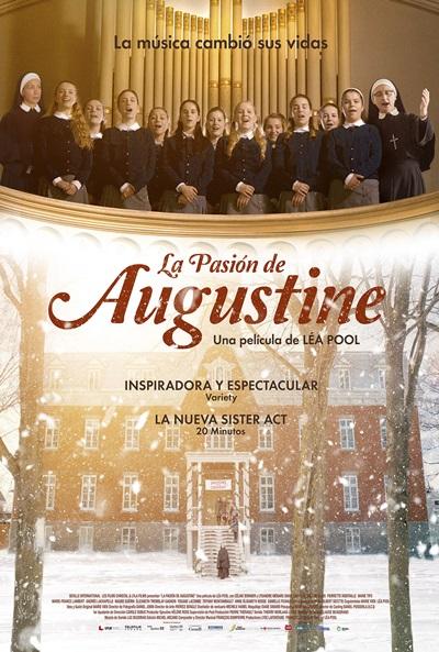 La pasión de Augustine (cartel)