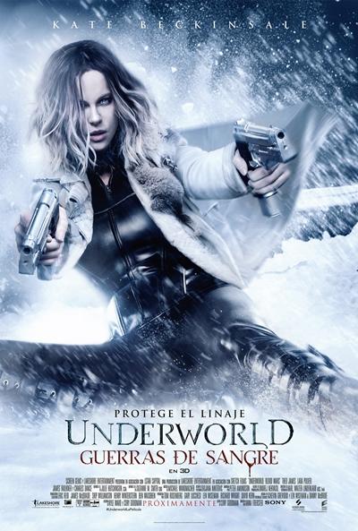Underworld: Guerras de sangre (cartel)