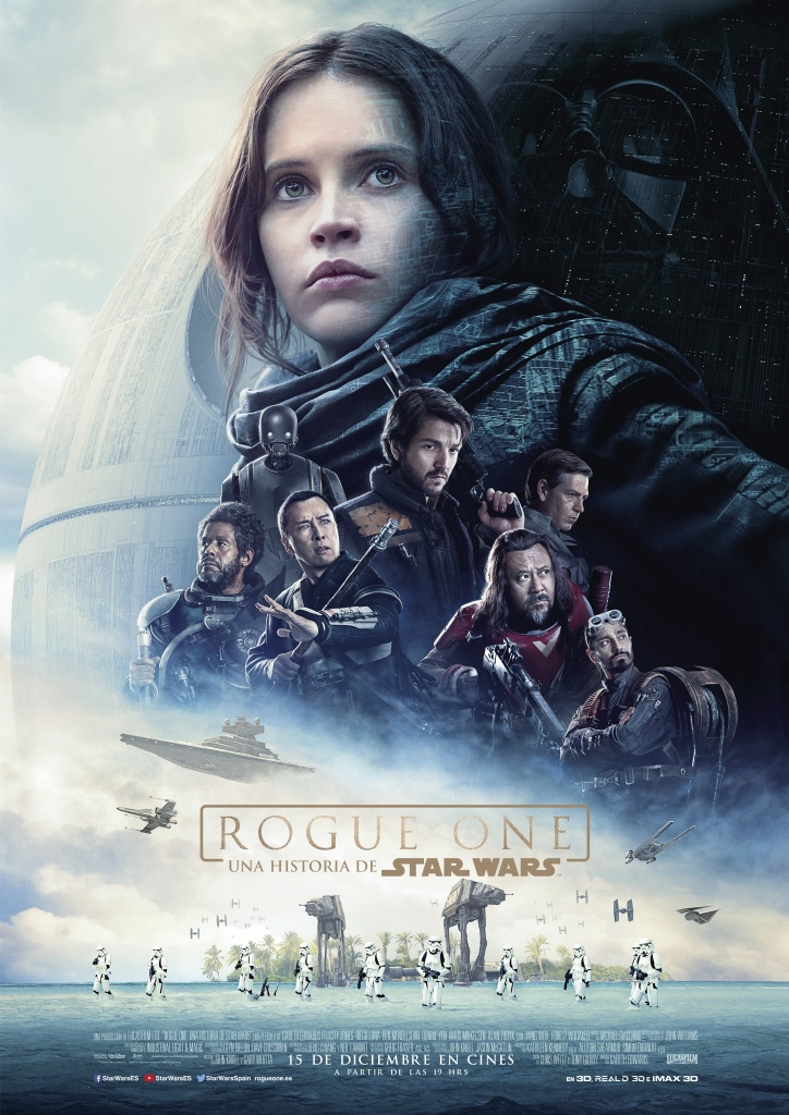 Rogue One: Una historia de Star Wars (cartel)