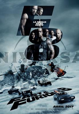 Fast & Furious 8 (cartel)