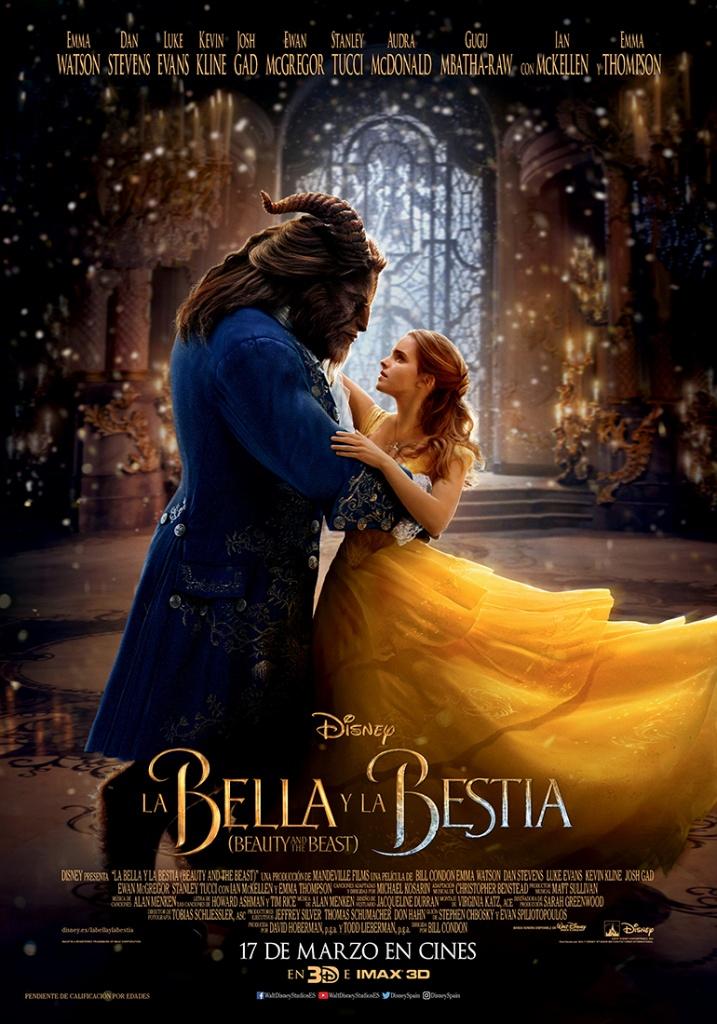 La bella y la bestia (cartel)
