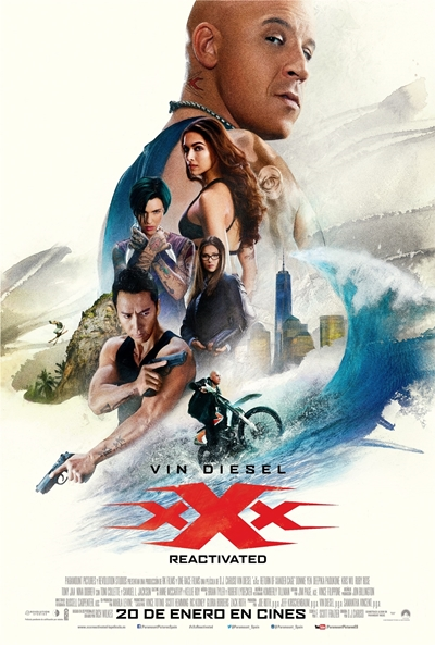 xXx: Reactivated (cartel)