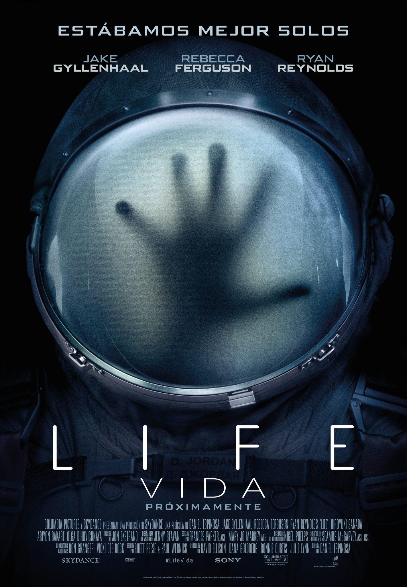 """""""LIFE (VIDA)""""<br>Estreno 7 de Abril"""