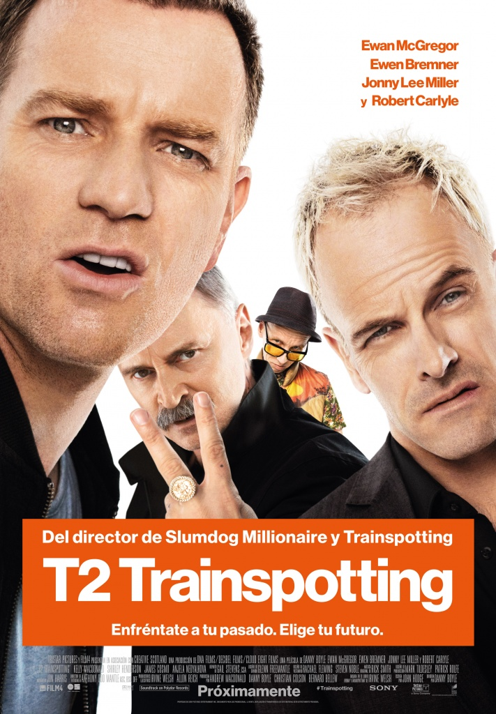 T2: Trainspotting (cartel)