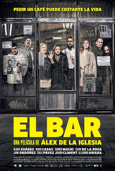 El bar (cartel)
