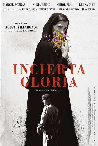 Incierta gloria (cartel)