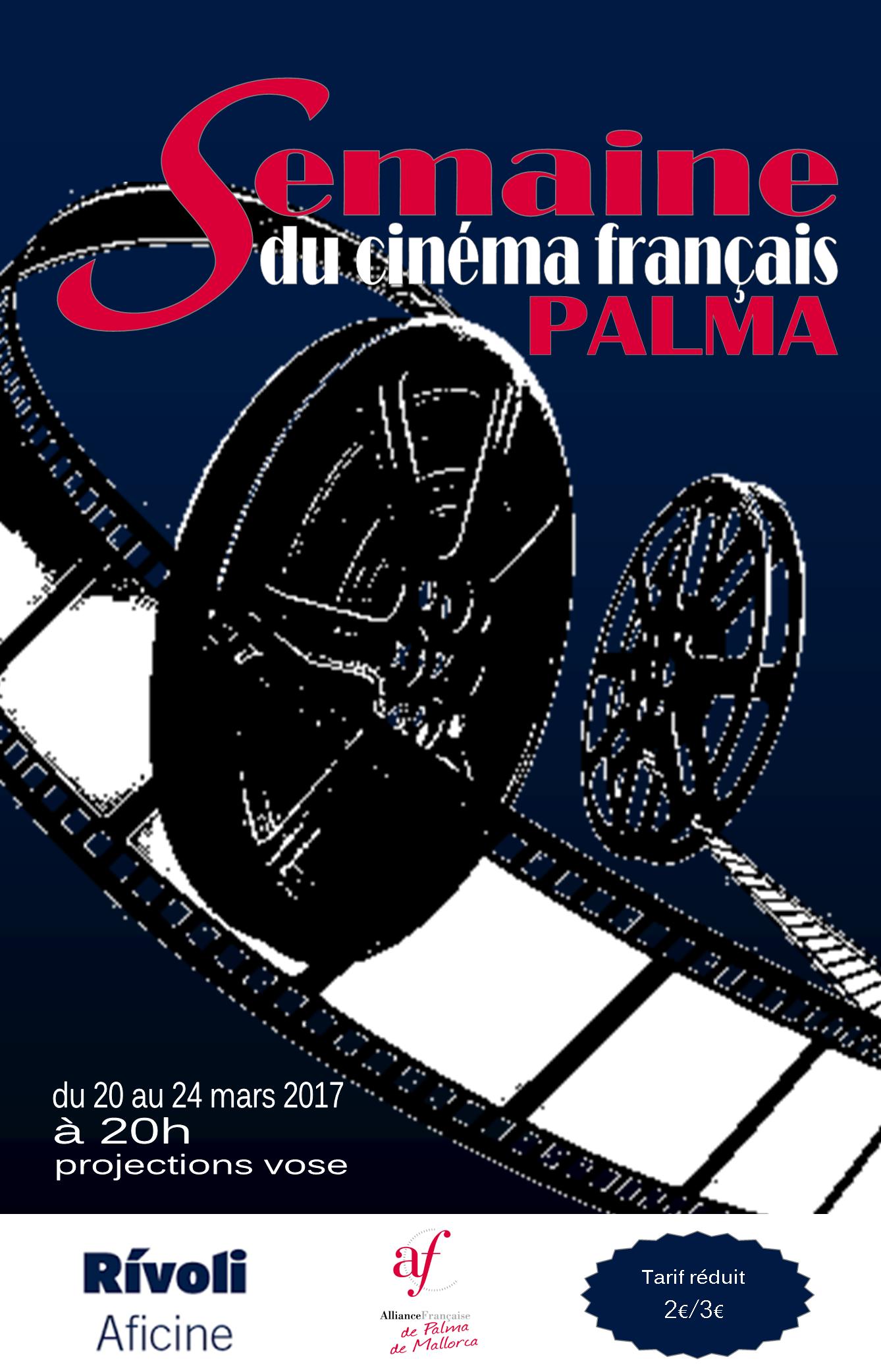 RÍVOLI Aficine<br>Semana del cine francés en Palma