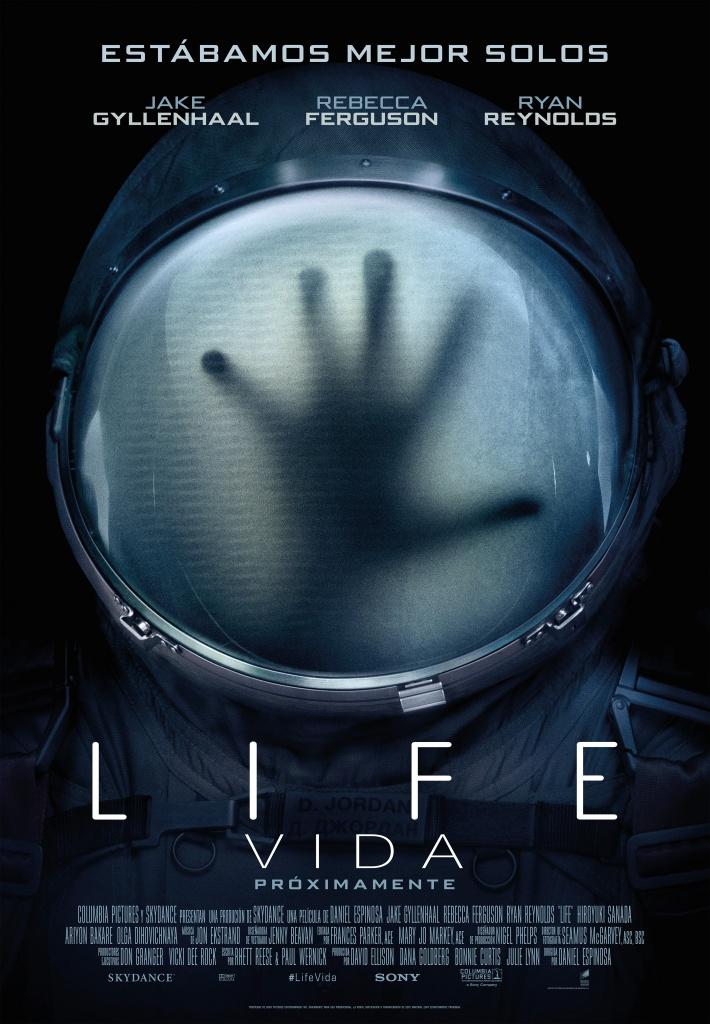 Life (Vida) (cartel)