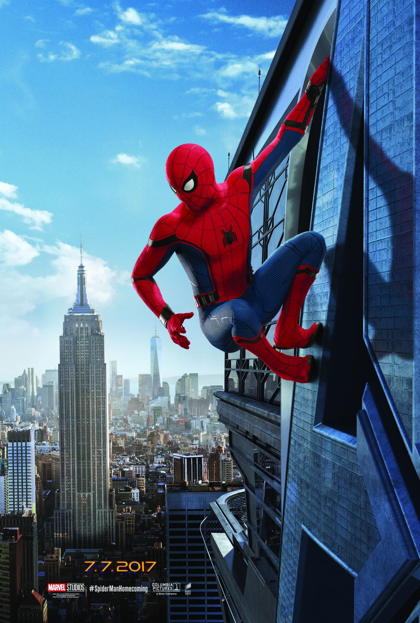 """""""SPIDER-MAN: HOMECOMING""""<br>(7 de Julio)"""