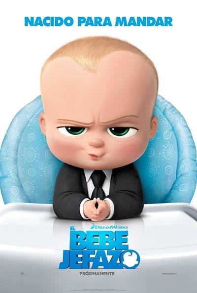 El bebé jefazo (cartel)