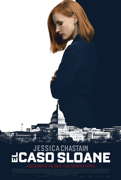 El caso Sloane (cartel)