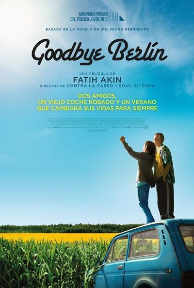 Goodbye Berlin (cartel)