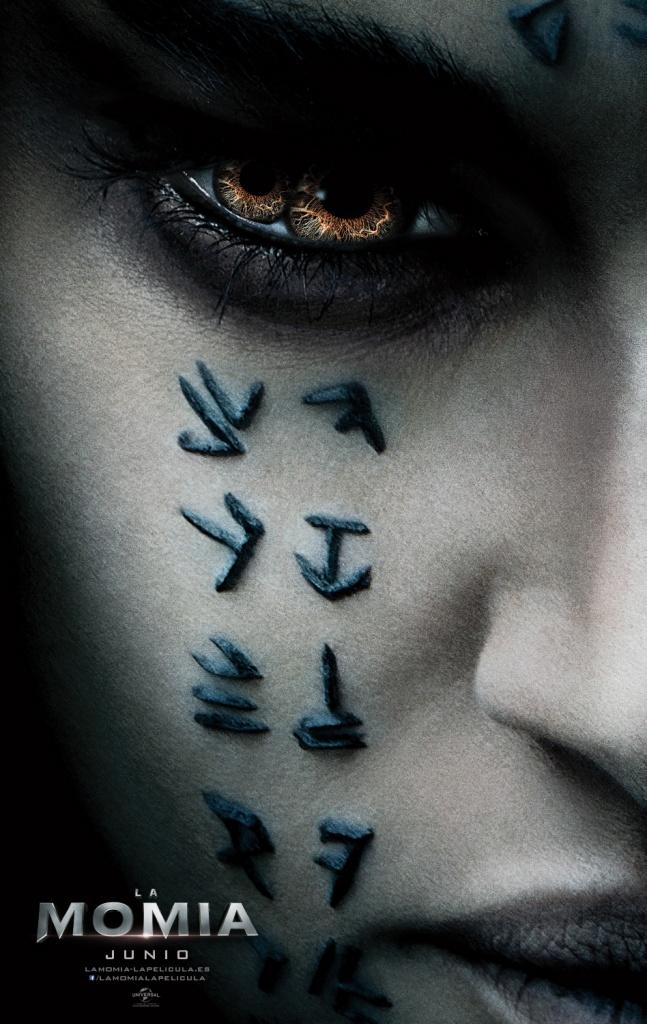 La momia (cartel)