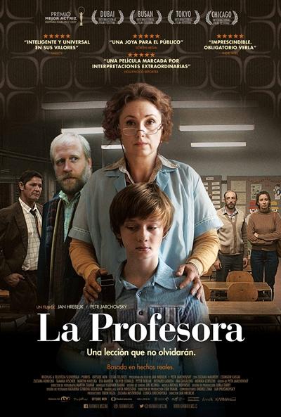 La profesora (cartel)
