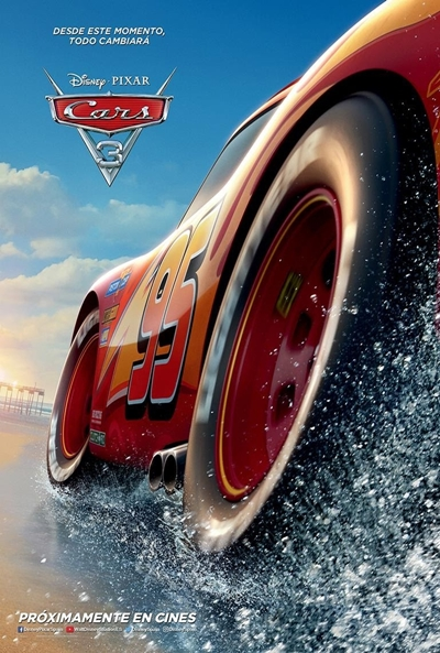 Cars 3 (cartel)