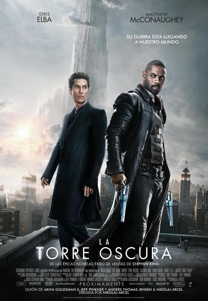 La Torre Oscura (cartel)