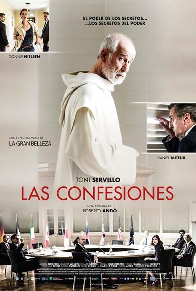 Las confesiones (cartel)