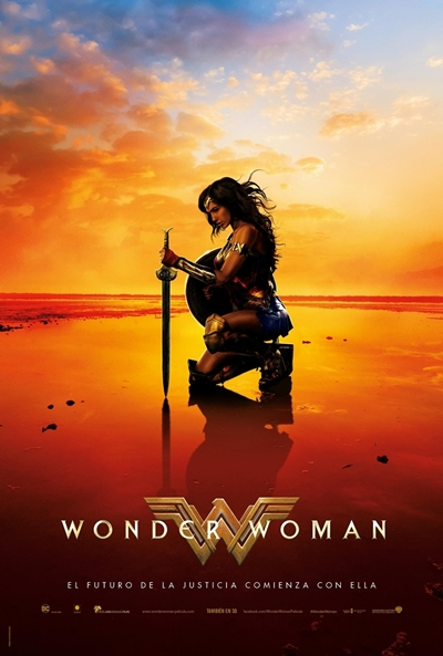 Wonder Woman (cartel)