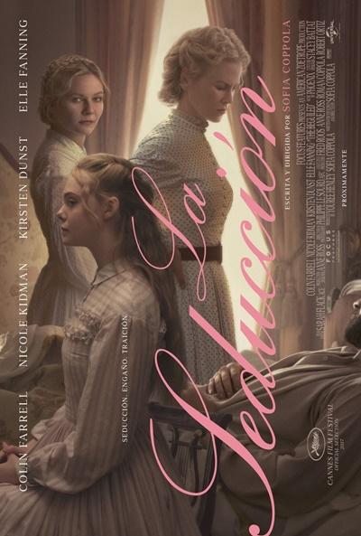 La seducción (cartel)