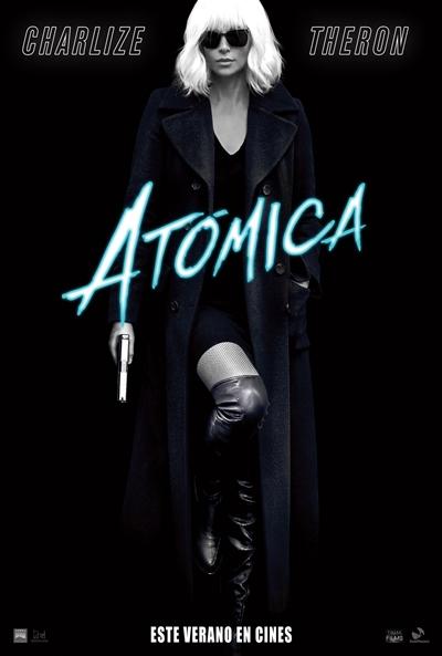 Atómica (cartel)