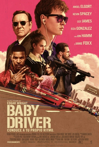 Baby Driver (cartel)