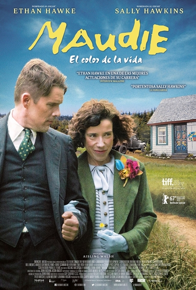 Maudie, el color de la vida (cartel)