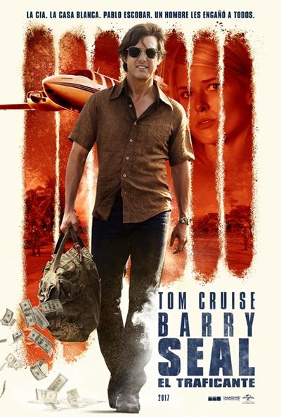 Barry Seal: El traficante (cartel)