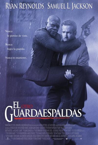 El otro guardaespaldas (cartel)