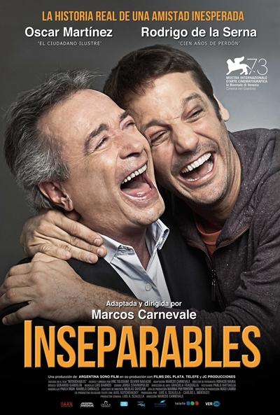 Inseparables (cartel)