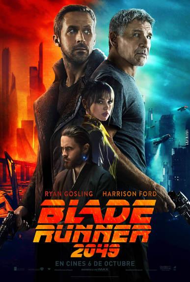 Blade Runner 2049 (cartel)