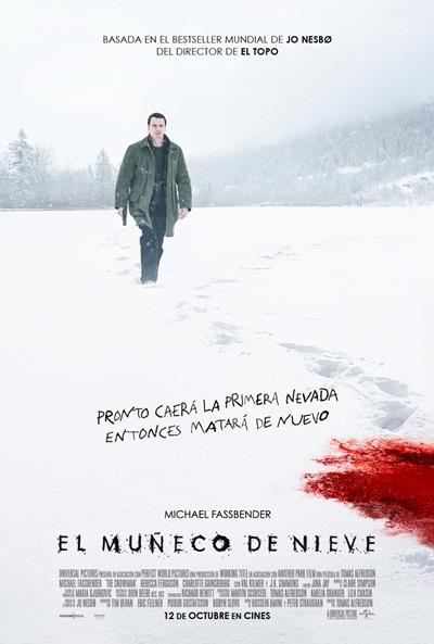 El muñeco de nieve (cartel)