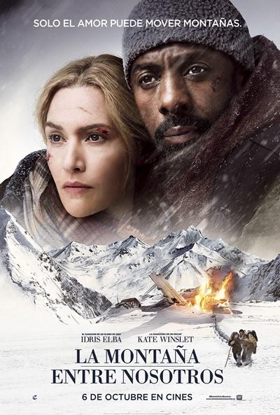 La montaña entre nosotros (cartel)