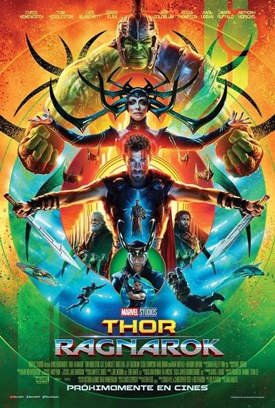 Thor: Ragnarok (cartel)