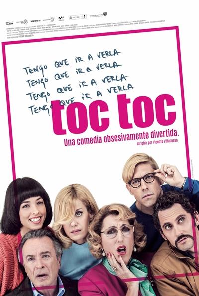 Toc Toc (cartel)