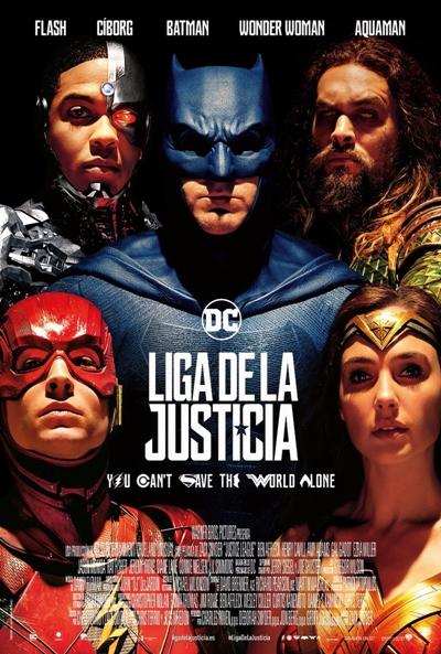 Liga de la Justicia (cartel)