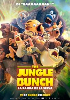La panda de la selva (cartel)