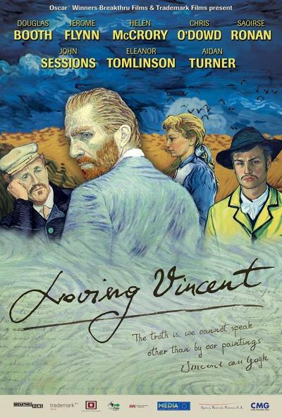 Loving Vincent (cartel)