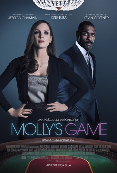 Molly's Game (cartel)