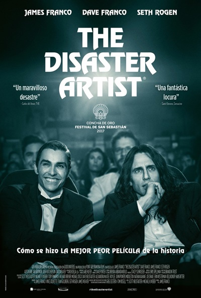 The Disaster Artist (cartel)