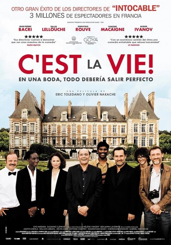 C'est la vie (cartel)