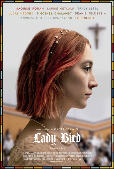 Lady Bird (cartel)