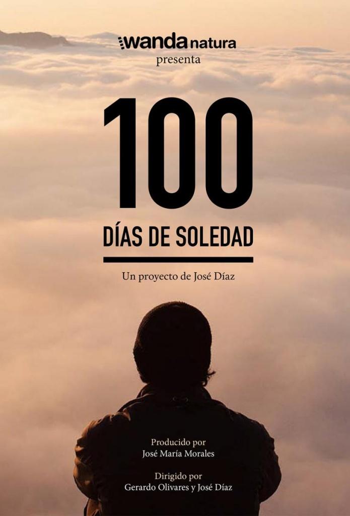 100 días de soledad (cartel)