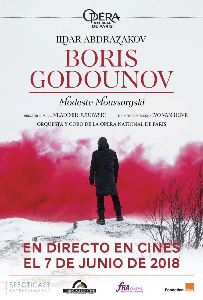211 Pera Live Boris Godounov Aficine