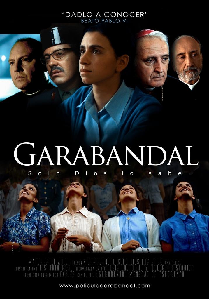 Garabandal, solo Dios lo sabe (cartel)