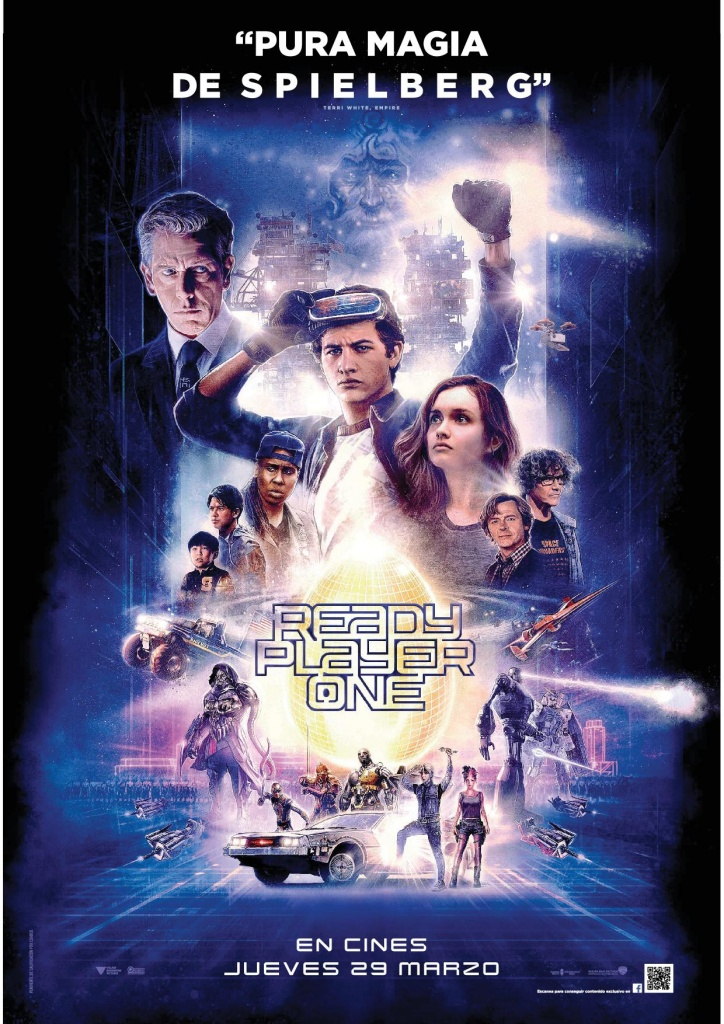 Ready Player One (cartel)